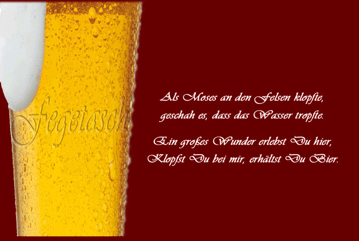 Bierimpression